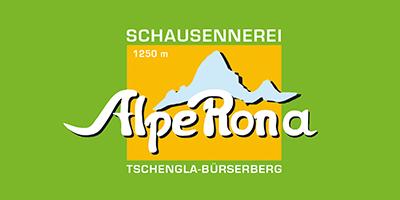 Alpe Rona Bürsrerberg
